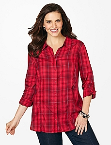 Perfect Plaid Shirt