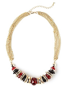 For the Love Of Jewels Short Necklace