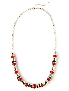For The Love Of Jewels Long Necklace