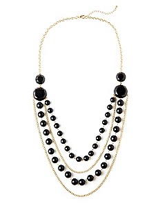 Beaded Splendor Necklace