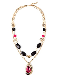 Pendent Show-Stopper Necklace