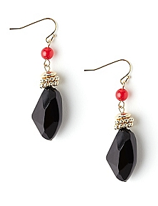 Jetty Drop Earrings