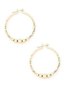 Modern Rounded Hoops