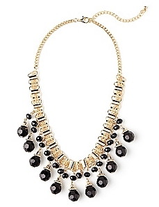 Casablanca Statement Necklace