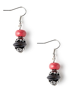 Gimlet Drop Earrings