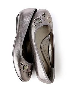 Shimmer Stone Ballet Flat