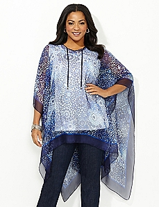 Elegant Array Poncho