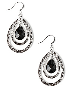 Nested Teardrop Earrings