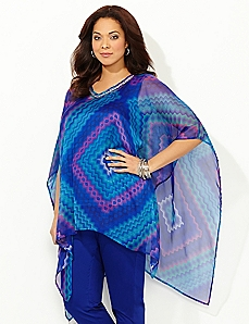 Breeze Point Poncho