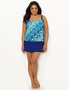 Wave Of Delight Swimdress