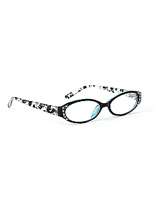 Abstract Reading Glasses