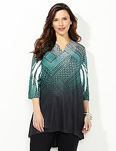 Inclined To Inspire Tunic