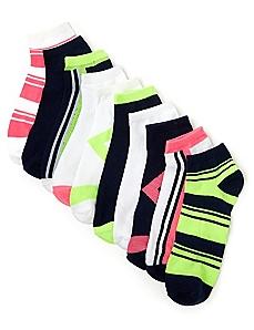Neon Blend 10-Pack Socks