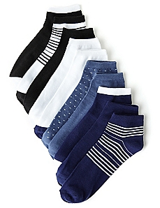 Perfect Pair 10-Pack Socks