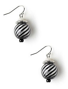 Sparkle & Stripe Earrings