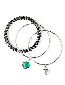 Charmed Philosophy Bangles
