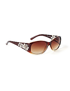 Sheer Magnolia Sunglasses