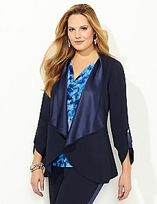 Sateen Sheen Jacket