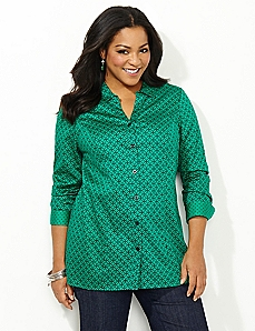 Array Of Ovals Blouse
