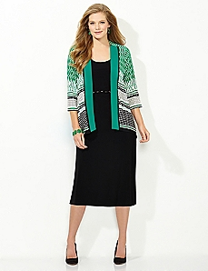 Breakthrough Jacket Dress