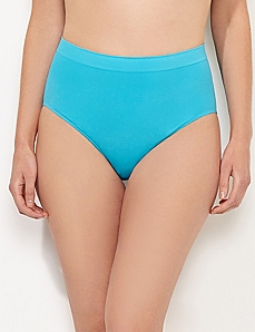 Aqua Seamless Full Brief