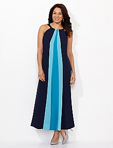 Tranquil Waves Maxi