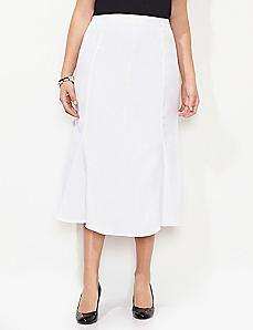 Breezy Linen Skirt