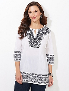 Sunday Morning Tunic