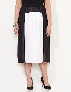 Plaza Pleated Skirt
