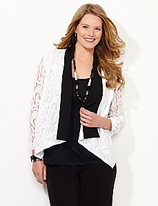 Benevento Lace Jacket