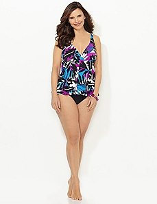 Hidden Palm Flyaway Swimdress