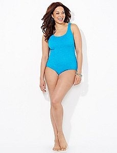 Cayman Criss-Cross Swimsuit