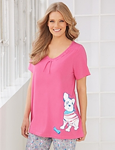 French Bulldog Sleep Tunic