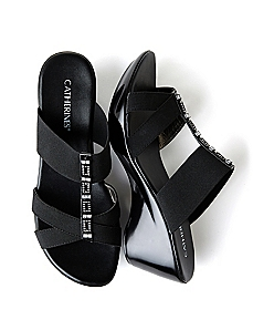 Criss-Cross Sandal