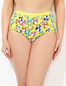 Summer Fun Cotton Full Brief
