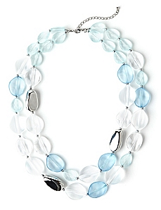 Oceanfront 2-Row Necklace