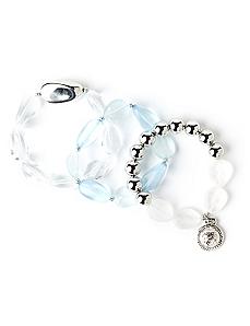 Oceanfront 3-Piece Bracelet
