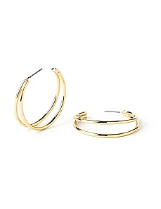 New Hoop Earrings