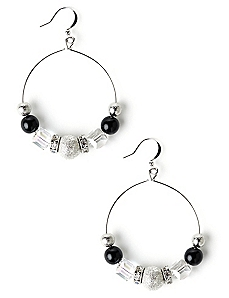 Elated Hoop Earrings