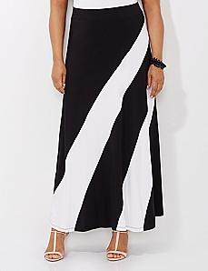 Equilibrium Maxi Skirt