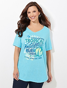 Surf Destination Tee