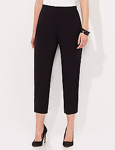 AnyWear Casual Comfort Crop Pant