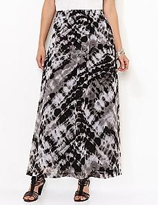 Tie-Dye Persuasion Maxi Skirt