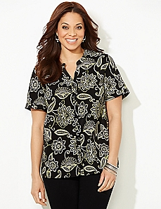 Brilliant Bloom Blouse