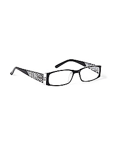 Web Of Intrigue Reading Glasses
