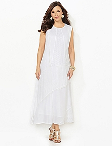 Bianco Dress
