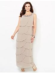 catherines plus size prom dresses - boutique prom dresses