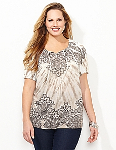 Intricate Array Top