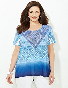 Seaside Tile Top