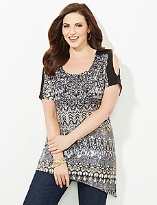 Fall In Line Top